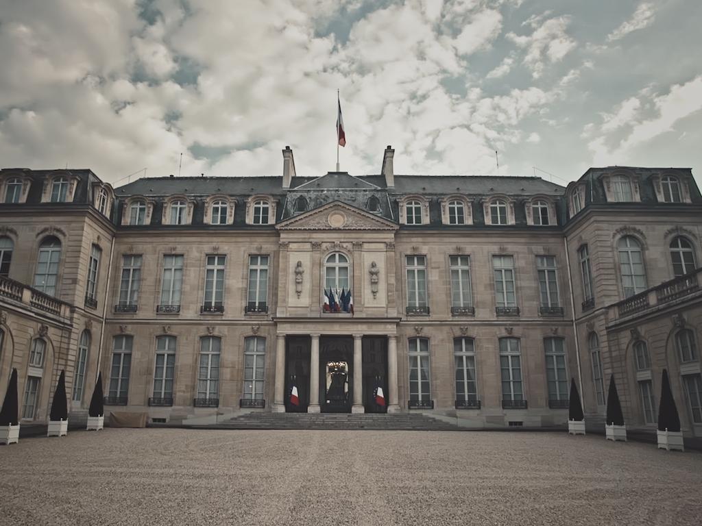 L'Élysée : les secrets d'un palais