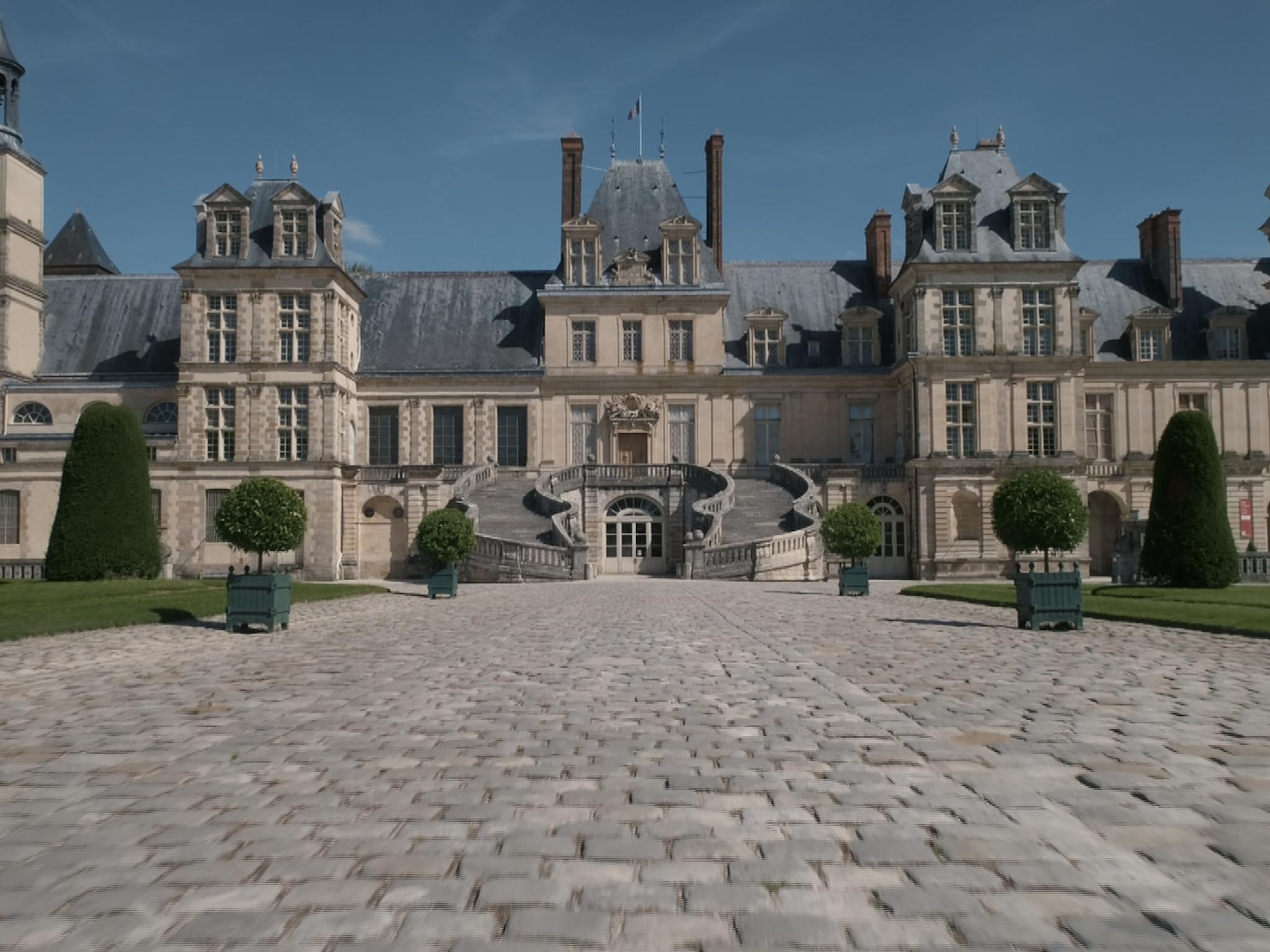 Fontainebleau : une mégastructure royale