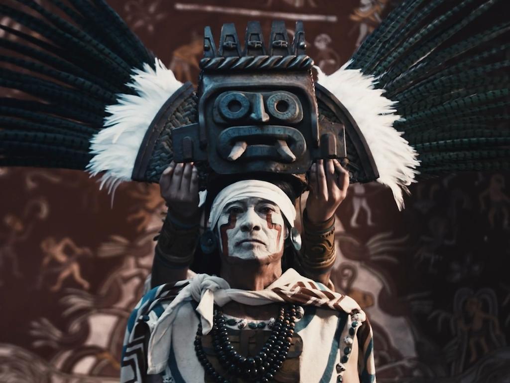 Les mystères de la cité perdue de Teotihuacan